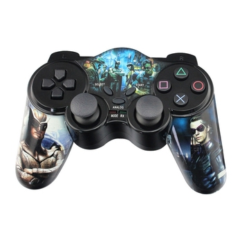 2.4 G Wireless Gamepad par PS2 Kursorsviru Ar USB Interfeisu Spēle Ciparu bloku Kontrolieris TURBO